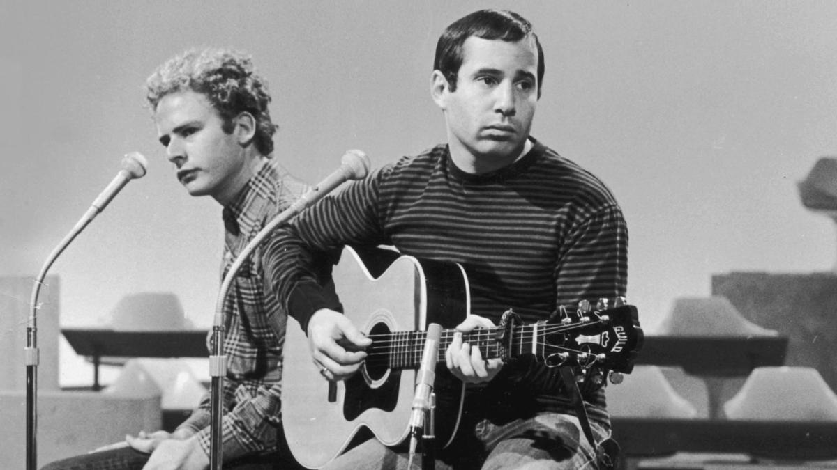 Simon e Garfunkel The Sound of Silence