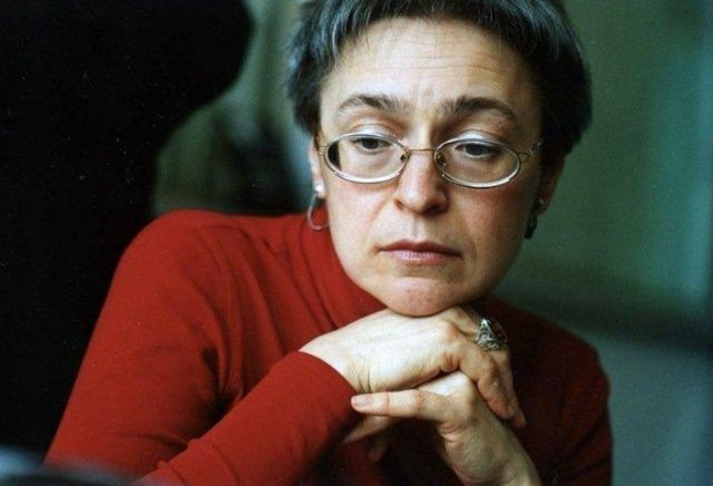 Russia in Translation propone un documento inedito di Anna Politkovskaya
